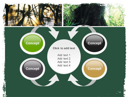 Jungle PowerPoint Template Slide 6