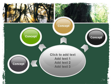 Jungle PowerPoint Template Slide 7