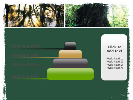 Jungle PowerPoint Template Slide 8