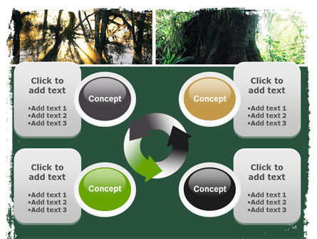 Jungle PowerPoint Template Slide 9