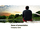 Nature & Environment: Privacy PowerPoint Template #05479