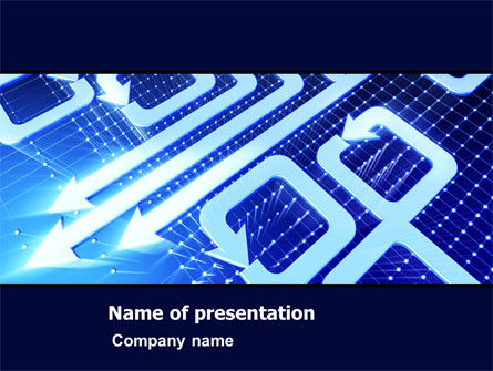 Alternative Way PowerPoint Template