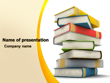 Education & Training: Modelo do PowerPoint - leitura essencial #05494