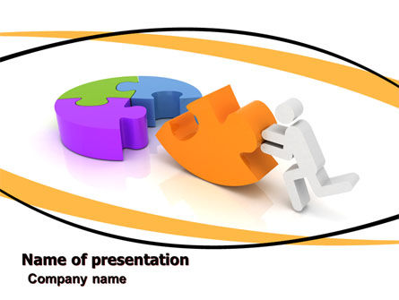Matching Piece PowerPoint Template