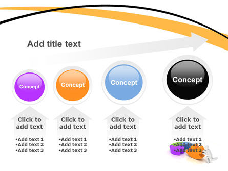 Matching Piece PowerPoint Template Slide 13