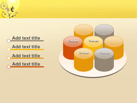 Working Idea PowerPoint Template Slide 12