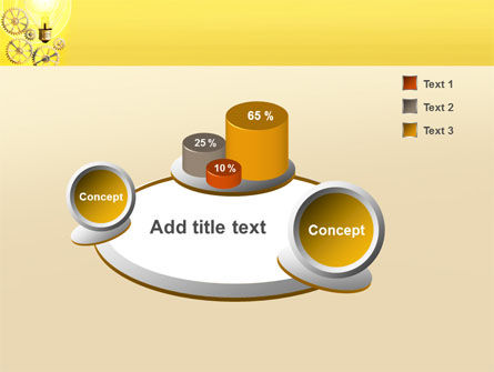 Working Idea PowerPoint Template Slide 6