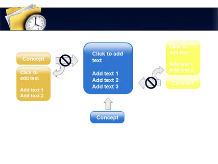 Document Workflow PowerPoint Template Slide 13