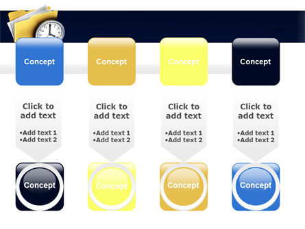 Document Workflow PowerPoint Template Slide 18