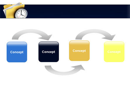 Document Workflow PowerPoint Template Slide 4