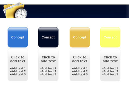 Document Workflow PowerPoint Template Slide 5
