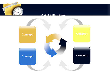 Document Workflow PowerPoint Template Slide 6