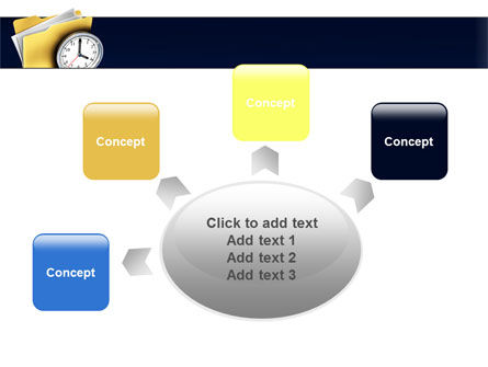 Document Workflow PowerPoint Template Slide 7