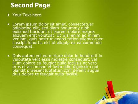 Economic Indexes PowerPoint Template, Slide 2, 05500, Business Concepts — PoweredTemplate.com