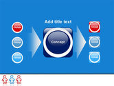 Social Interaction PowerPoint Template#17