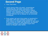 Social Interaction PowerPoint Template#2