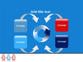Social Interaction PowerPoint Template#6