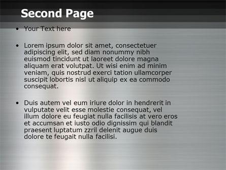 Gradient PowerPoint Template Slide 2