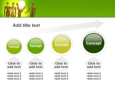 Resolve PowerPoint Template Slide 13
