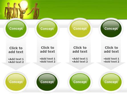 Resolve PowerPoint Template Slide 18