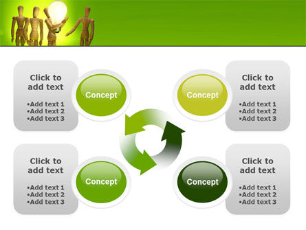 Resolve PowerPoint Template Slide 9