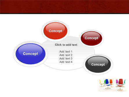 Chairs PowerPoint Template Slide 16