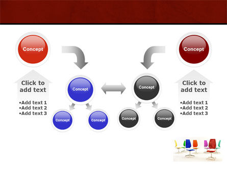 Chairs PowerPoint Template Slide 19