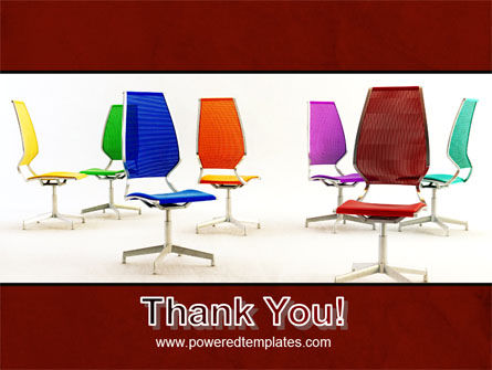 Chairs PowerPoint Template Slide 20