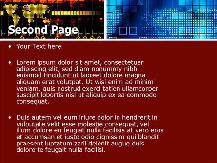 Technology Collage PowerPoint Template Slide 2