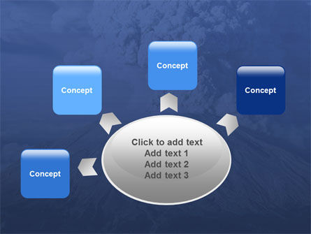Volcanic Crater PowerPoint Template Slide 7
