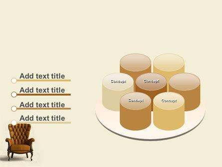 Armchair PowerPoint Template Slide 12