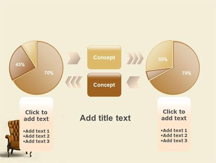 Armchair PowerPoint Template Slide 16