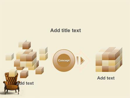 Armchair PowerPoint Template Slide 17