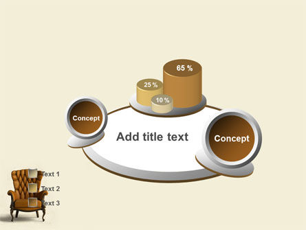 Armchair PowerPoint Template Slide 6