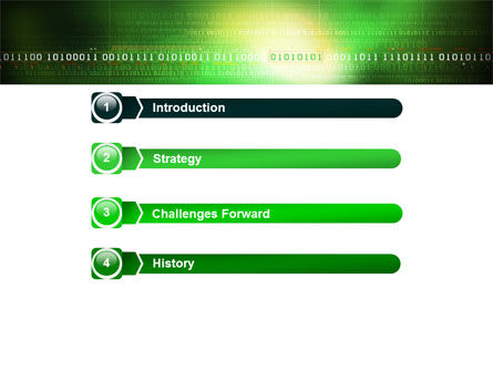 Information Galaxy PowerPoint Template, Slide 3, 05514, Technology and Science — PoweredTemplate.com