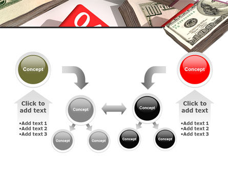 Dollars Investment PowerPoint Template Slide 19