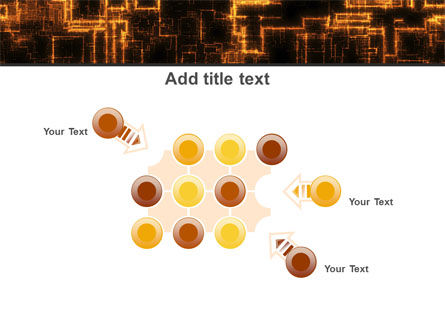 Rust Pattern PowerPoint Template Slide 10