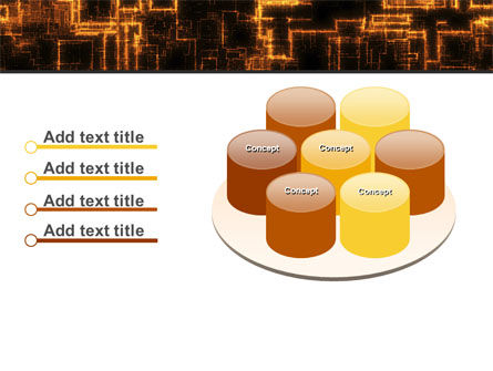 Rust Pattern PowerPoint Template Slide 12