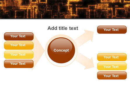 Rust Pattern PowerPoint Template Slide 15