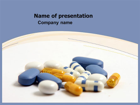 Prescription PowerPoint Template