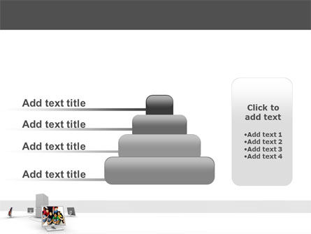Social Web PowerPoint Template Slide 8