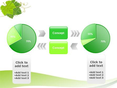 Vine PowerPoint Template Slide 11