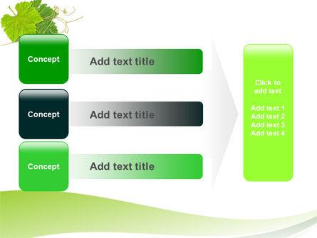 Vine PowerPoint Template Slide 12