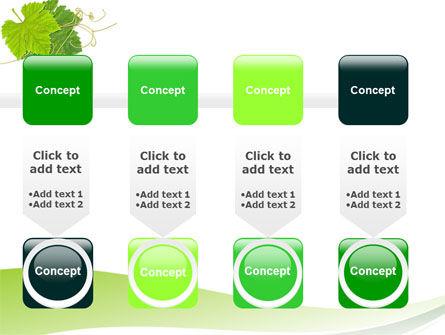 Vine PowerPoint Template Slide 18