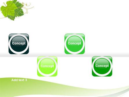 Vine PowerPoint Template Slide 19
