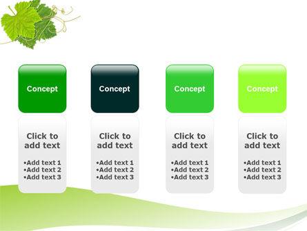 Vine PowerPoint Template Slide 5