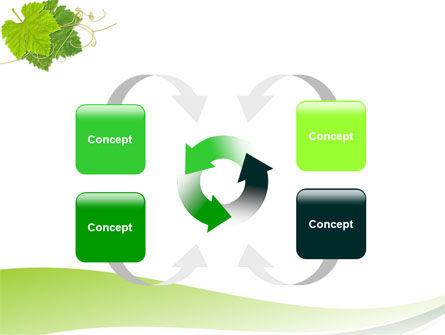 Vine PowerPoint Template Slide 6