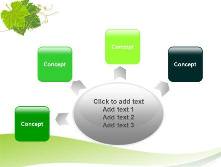 Vine PowerPoint Template Slide 7