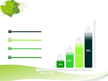 Vine PowerPoint Template Slide 8