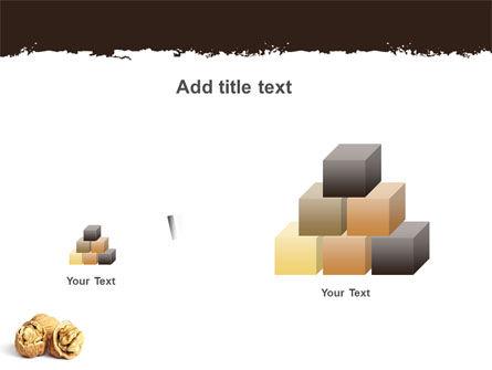 Walnut PowerPoint Template Slide 13